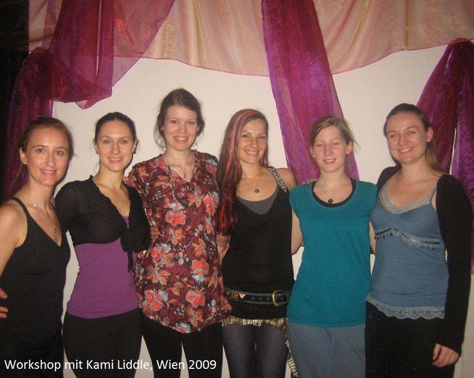 Kami Liddle, Workshop 2009