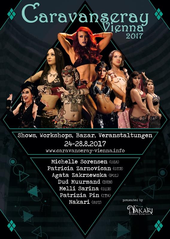 Caravanseray Vienna – auch 2017 mit den Wüstenrosen!