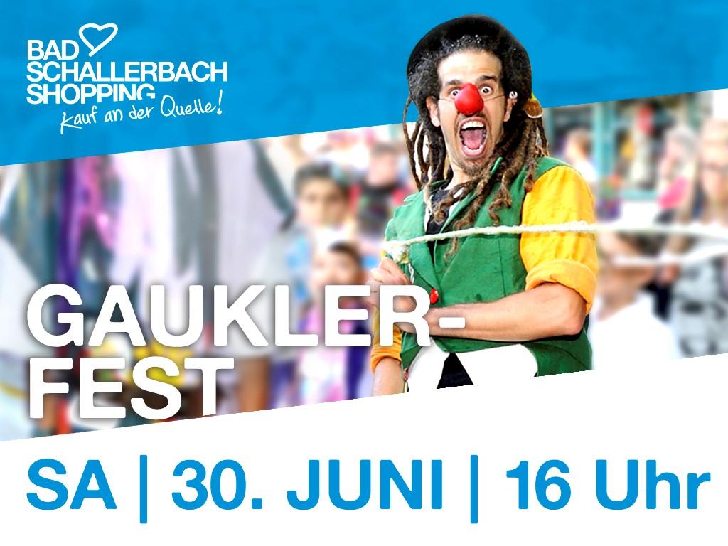 Gauklerfest Bad Schallerbach 29. Juni 2019