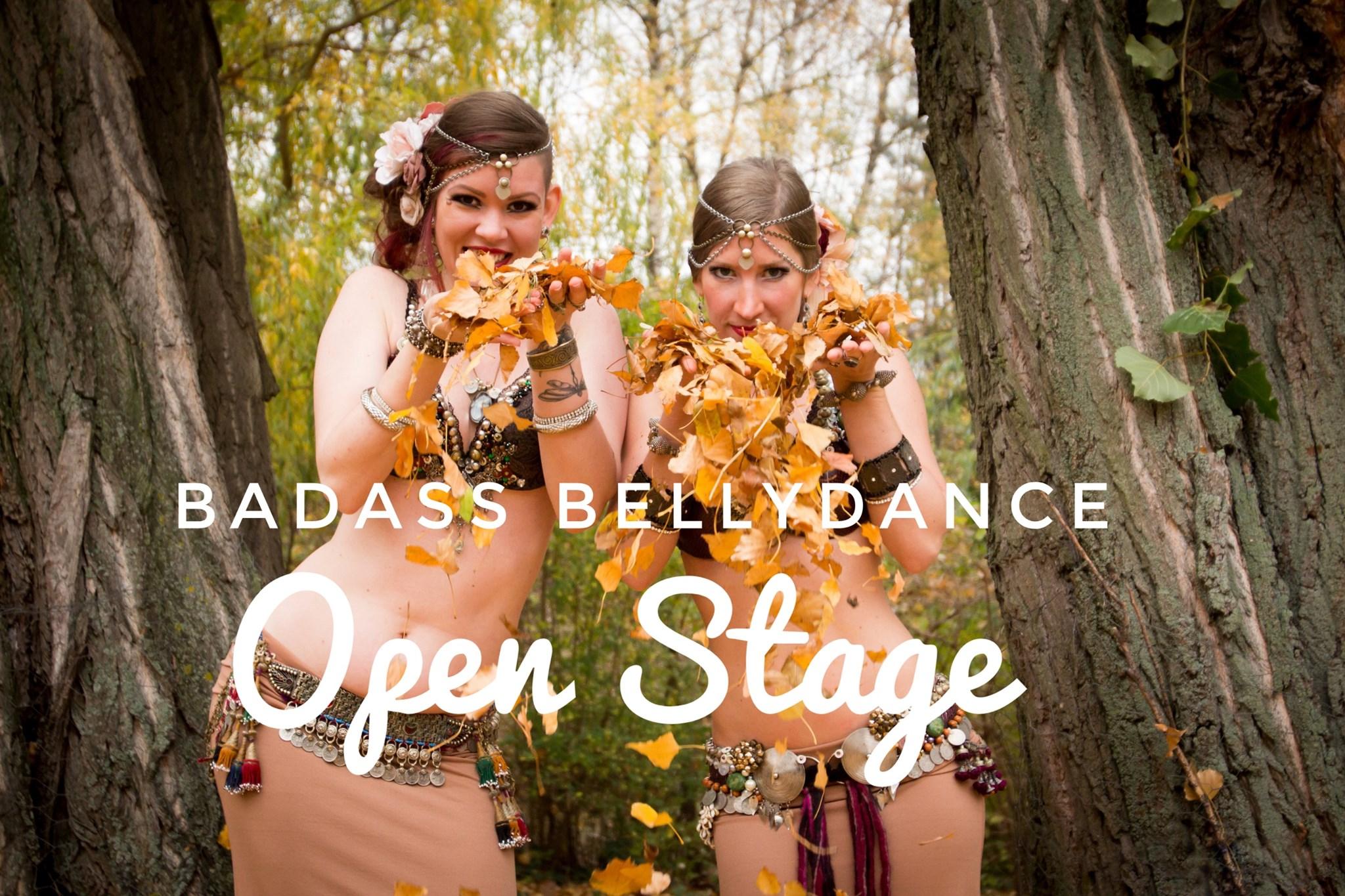 Wüstenrosen @ Badass Bellydance Open Stage am 9. November 2019